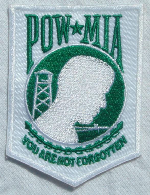 POW/MIA Veteran (Green and White)