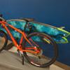 Seacured Bike Surfboard Rack - Side Mount