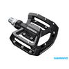 Shimano PD-GR500 Flat Platform Pedals Black Trial / All Mountain - Black