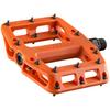 Bontrager Line Elite MTB Pedal Set - Roarange/Black