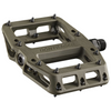 Bontrager Line Elite MTB Pedal Set - Olive Grey/Black