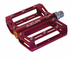 Azur Stout Pedals - Red