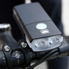 Cateye AMPP1100 Bicycle Light