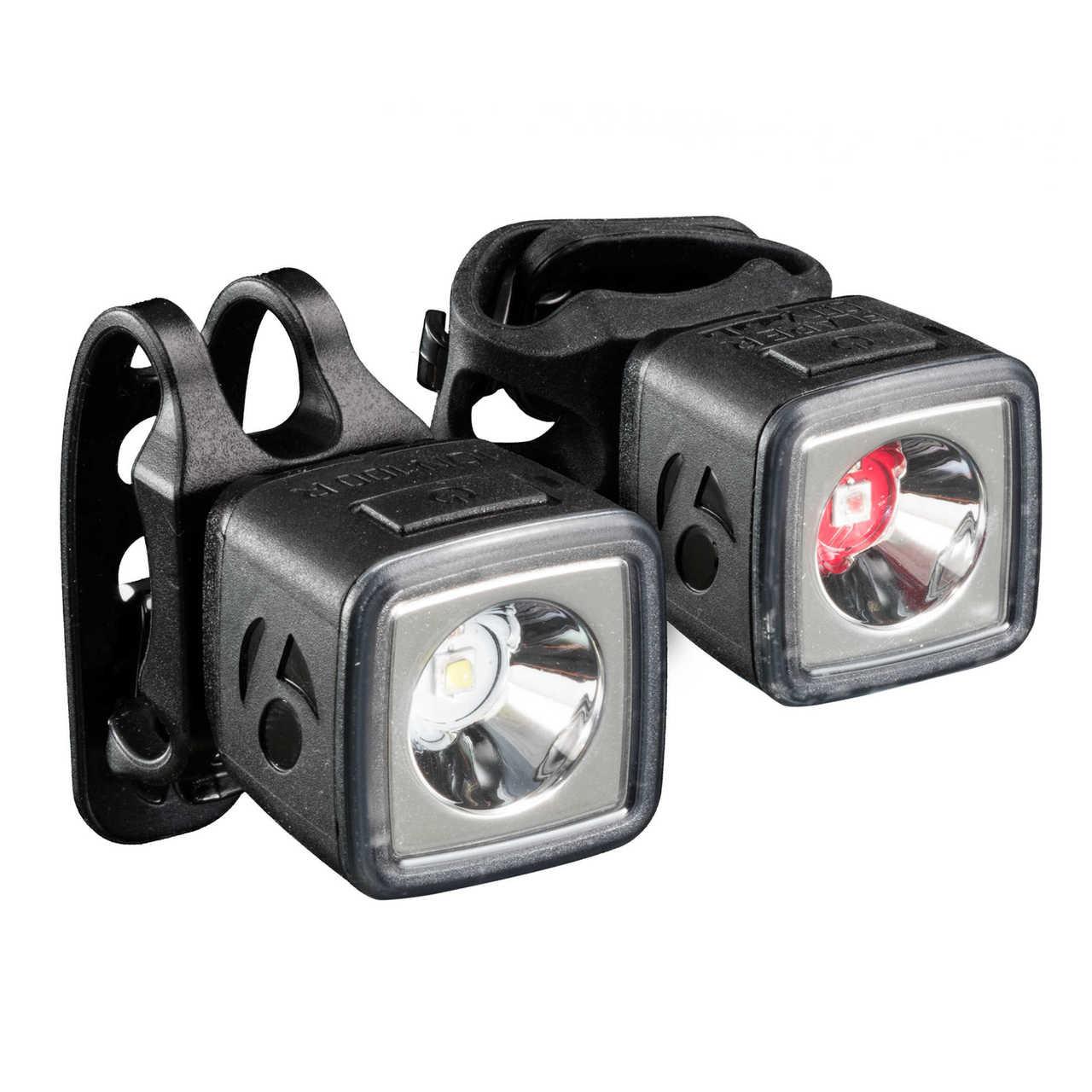 Bontrager Ion 100 R/Flare R City Light Set
