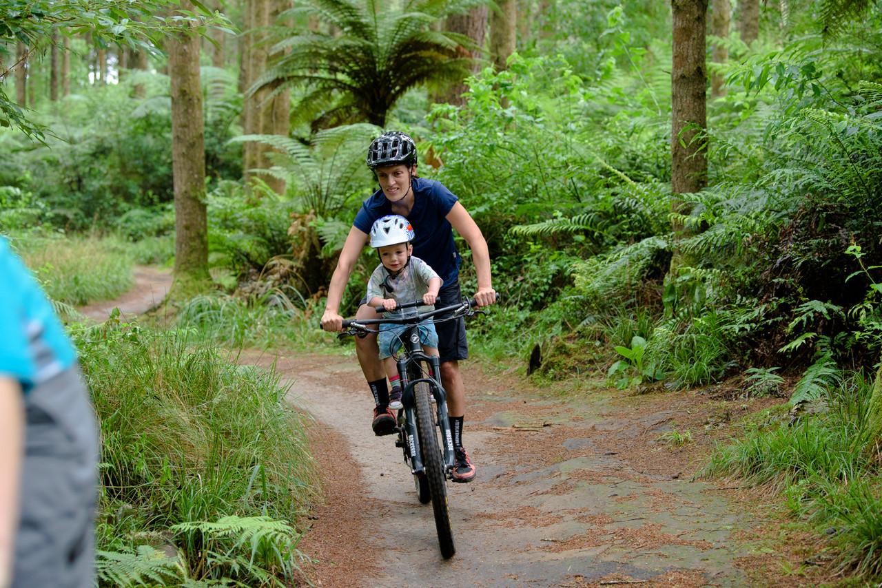 Shotgun Kids Mountain Bike Seat