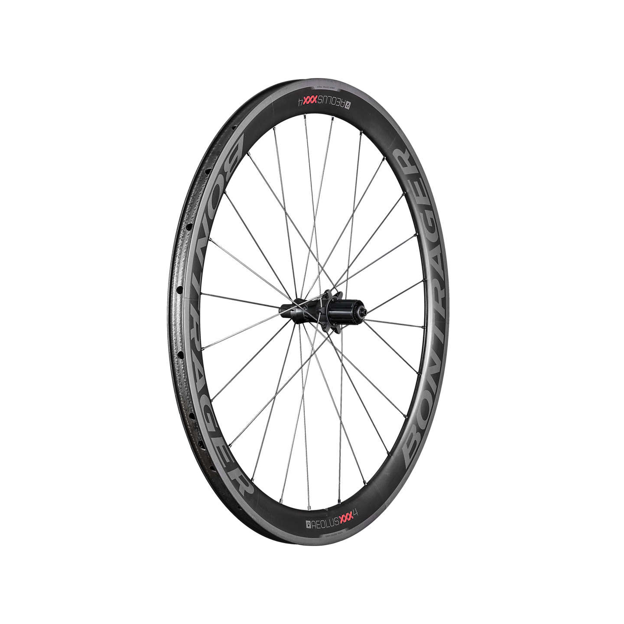 Bontrager Aeolus XXX 4 TLR Clincher Road Rear Wheel