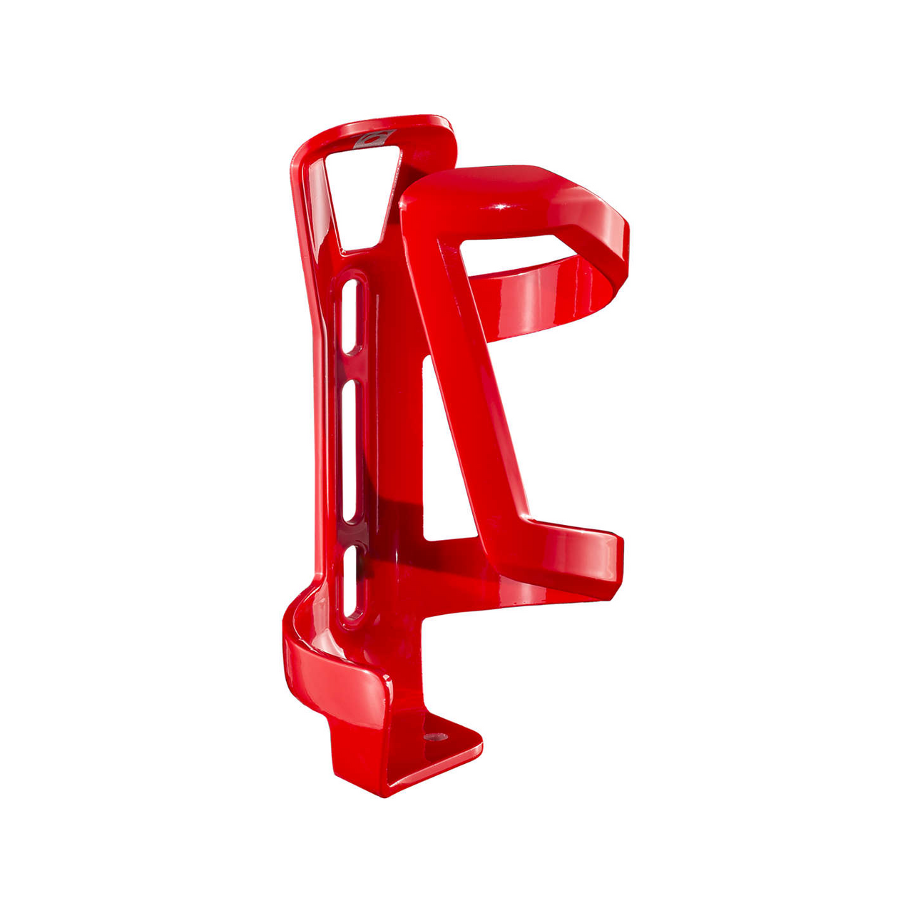 Bontrager Left Side Load Water Bottle Cage - Red