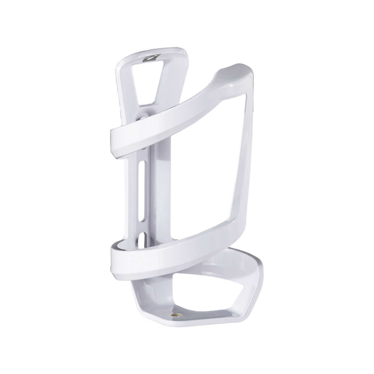 Bontrager Right Side Load Water Bottle Cage - White