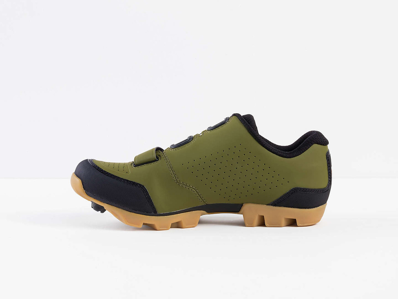 Bontrager Foray Mountain Shoe - Olive Grey