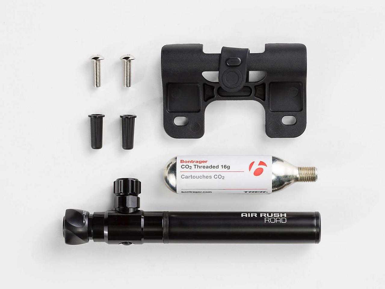 Bontrager Air Rush Road Mini Pump