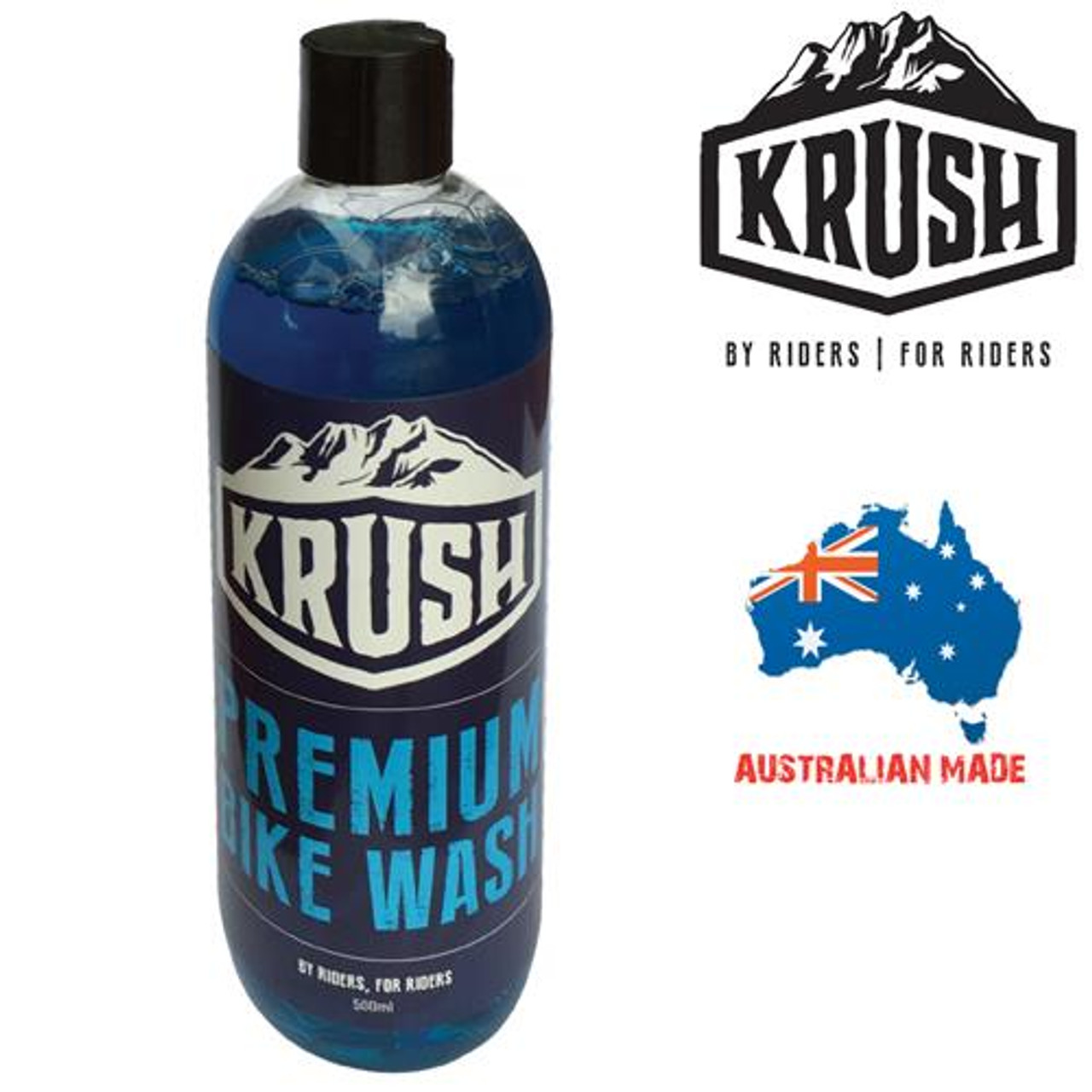 Krush Premium Bike Wash - 500ml