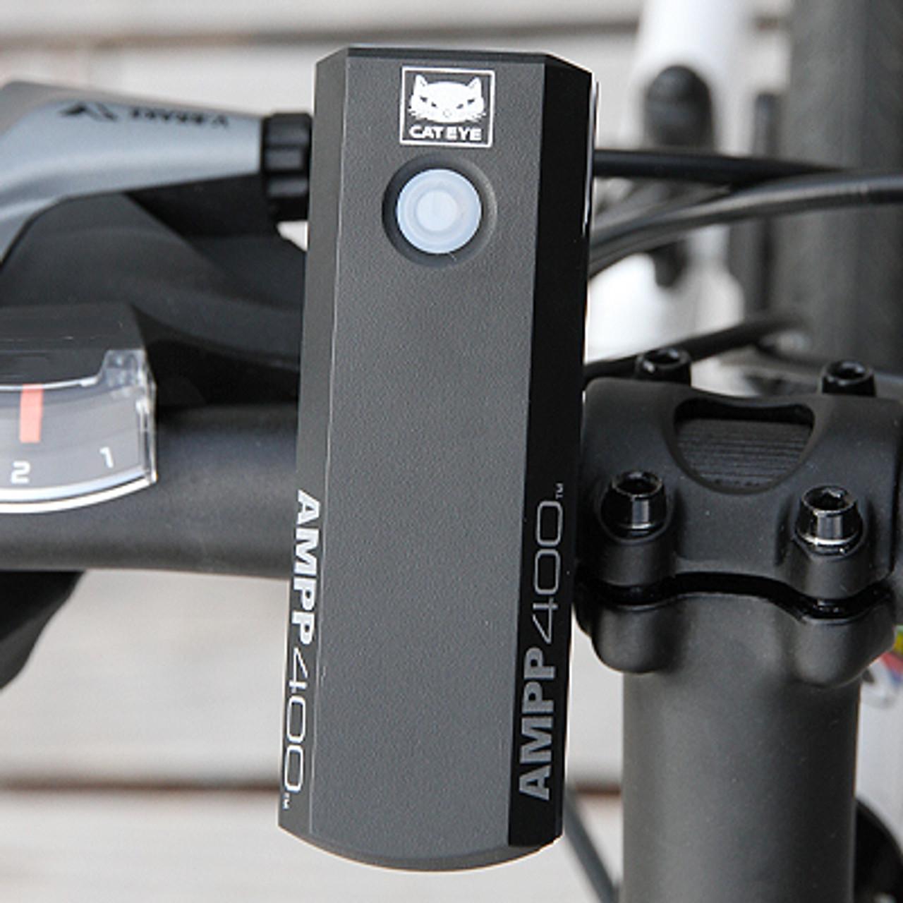 Cateye AMPP400 Bicycle Light