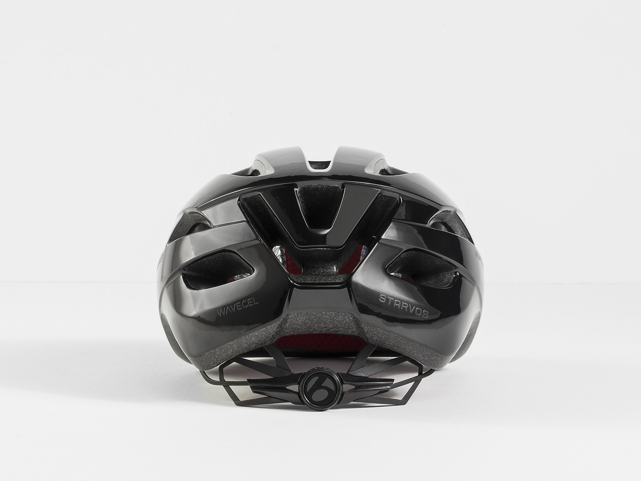 Bontrager Starvos WaveCel Cycling Helmet - Black