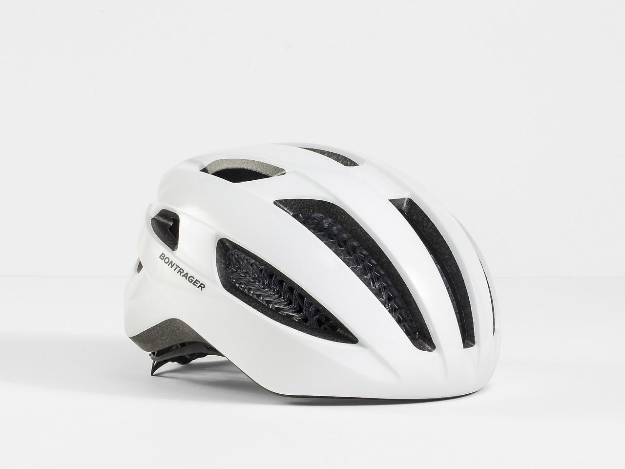 Bontrager Starvos WaveCel Cycling Helmet - White