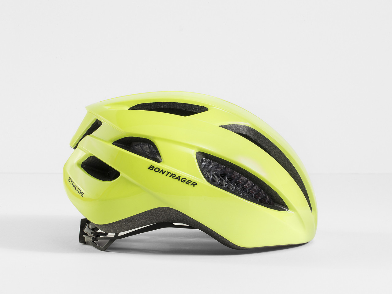 Bontrager Starvos WaveCel Cycling Helmet - Radioactive Yellow