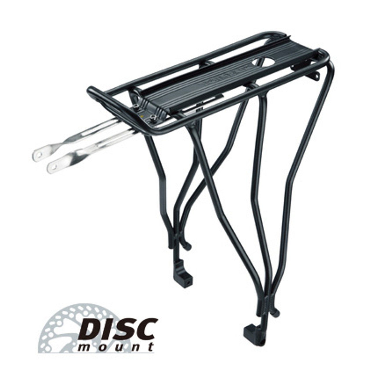 Topeak BabySeat™ II 29er Disc Mount Rack
