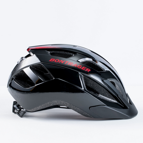 Bontrager Solstice Bike Helmet -Black / Red