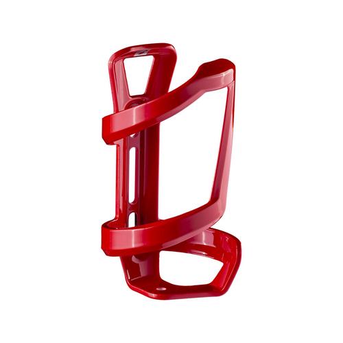 Bontrager Right Side Load Water Bottle Cage - Red