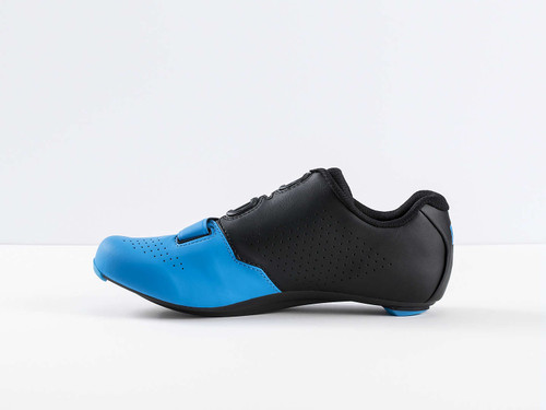 Bontrager Velocis Road Shoes - Waterloo Blue