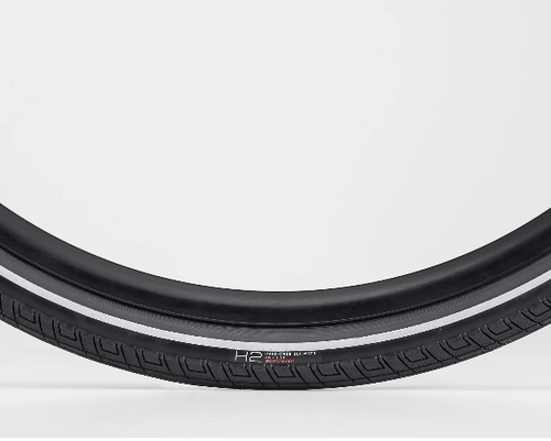 "Bontrager H2 Hard-Case Ultimate Reflective Hybrid Tyre 26""x1.5"""