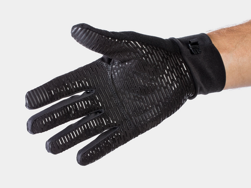 Bontrager Circuit Windshell Cycling Gloves - Black