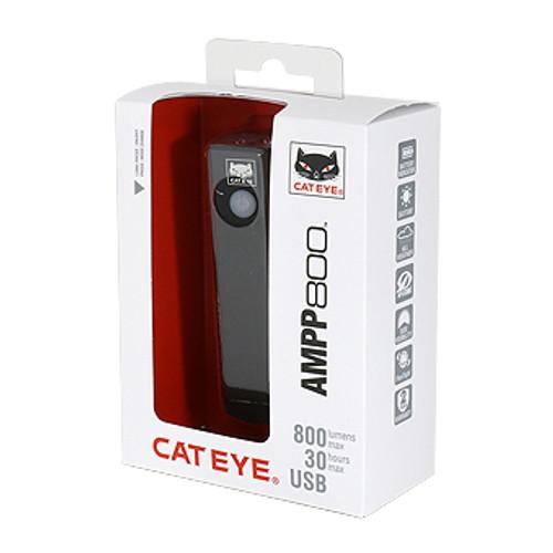 Cateye AMPP800 Bicycle Light