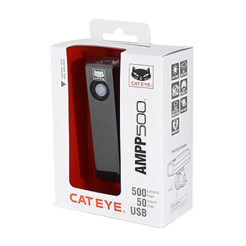 Cateye AMPP500 Bicycle Light