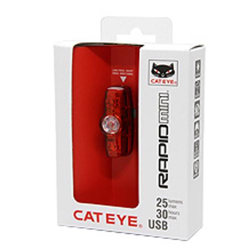 Cateye Rapid Mini - Rear Safety Light