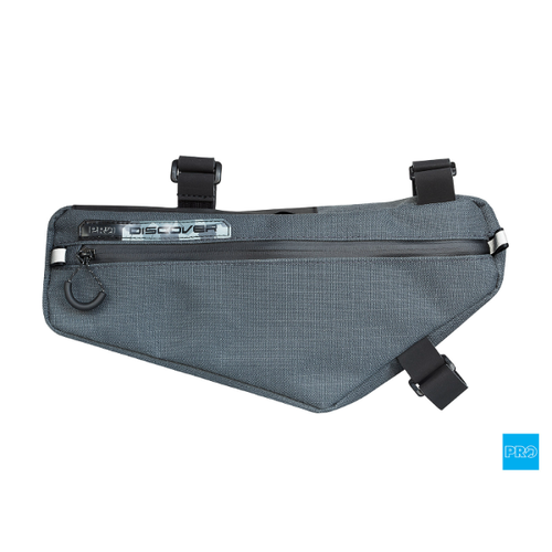 PRO Gravel Bag - Frame Compact Gray 2.7Ltr