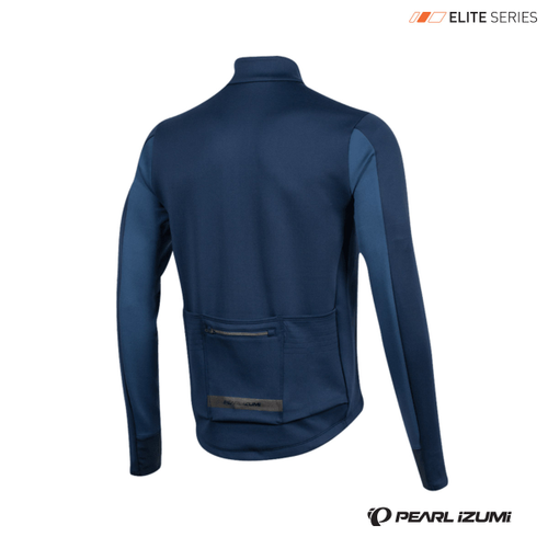 Pearl Izumi Interval Thermal Jersey - Navy