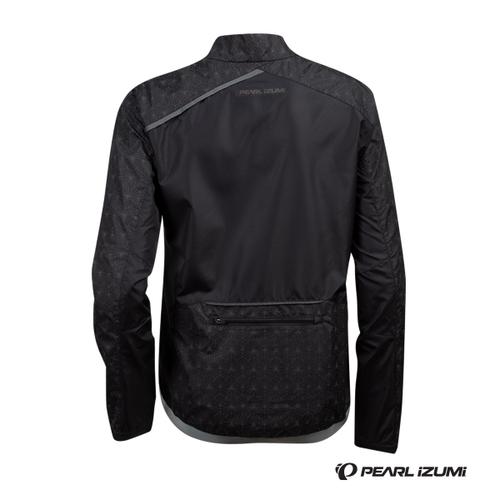 Pearl Izumi Women's Biovis Barrier Jacket - Black Reflective