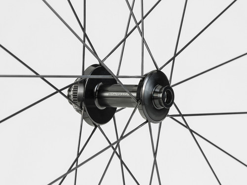 Bontrager Aeolus RSL 37 TLR Disc Road Wheel - Front