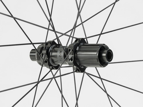 Bontrager Aeolus Pro 37 TLR Disc Road Wheel - Rear