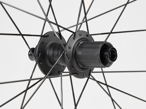 Bontrager Aeolus Elite 50 TLR Disc Road Wheel - Rear