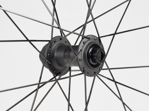 Bontrager Aeolus Elite 35 TLR Disc Road Wheel - Front