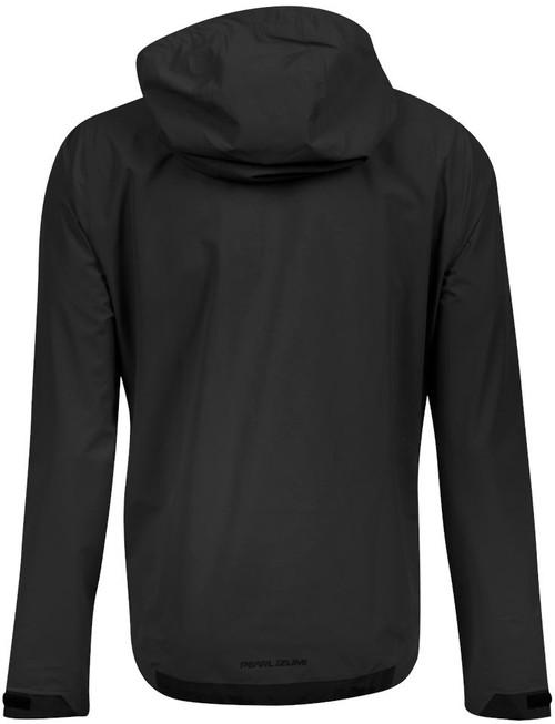 Pearl Izumi Monsoon WxB Hooded Jacket - Black