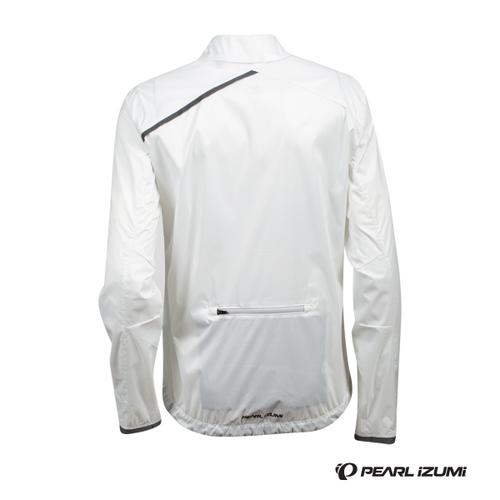 Pearl Izumi Women's Zephrr Barrier Jacket - White Fog