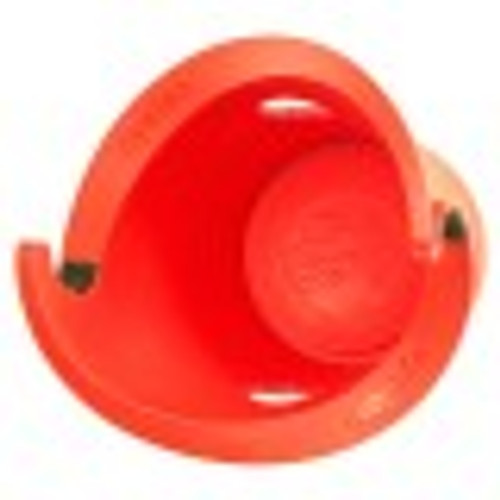 Cycloc Solo Wall Mounted Bike Holder RED