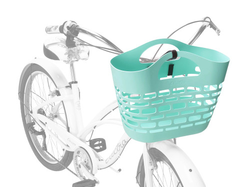 Electra Plasket Ocean Reclaimed Plastic Basket -MINT