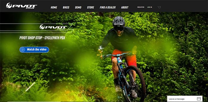 Pivot Cycles Website