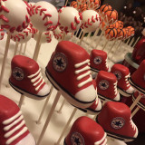1 dozen Custom Shaped Cake Pops