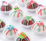 Merry miniatures cake balls