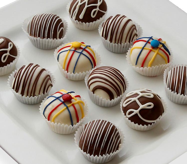 gluten free cake balls