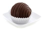 Triple Chocolate cake balls