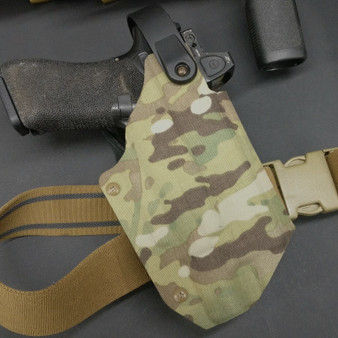 HW Holsters duty holster