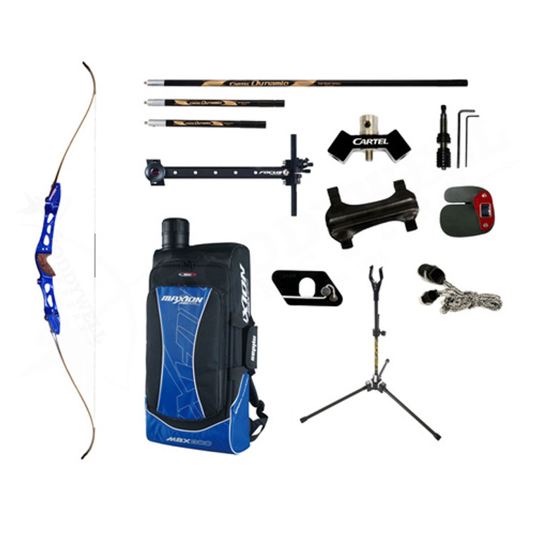 Cartel Fantom Olympic Bow Package - Archery Source Canada