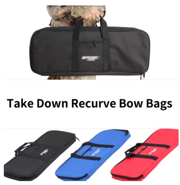 SPG Take Down Recurve Bow Bags - Archery Source Canada