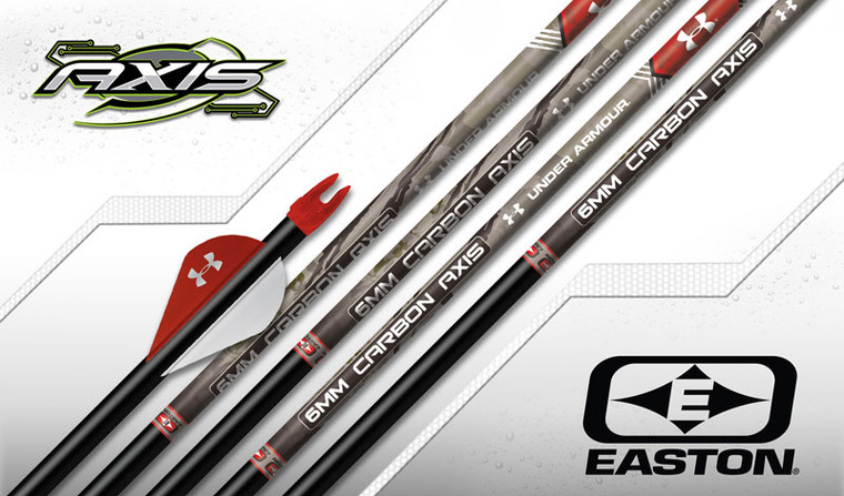 Easton Axis 6MM Under Armour - Archery Source Canada