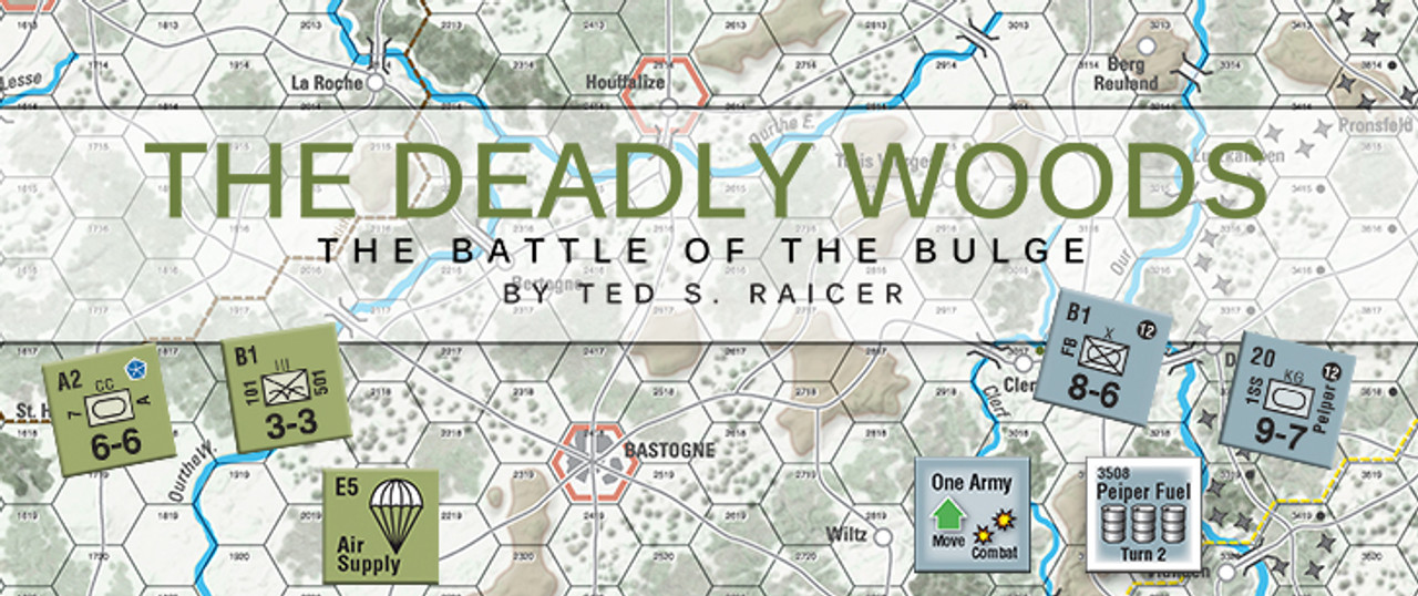 Picture of the Deadly Woods Game\