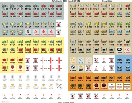 2nd Edition Counters